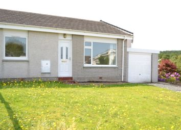 Thumbnail 2 bed semi-detached bungalow for sale in 20 Birkenhillock, Forres
