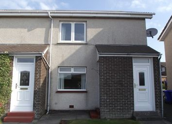 Thumbnail 1 bed flat to rent in Farden Place, Prestwick