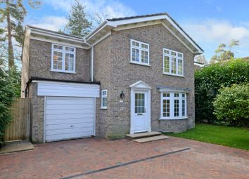 Thumbnail 4 bed detached house to rent in Prior End, Camberley