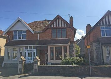 Thumbnail 2 bed semi-detached house for sale in Devonshire Road, Weston-Super-Mare