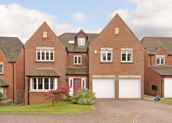 Thumbnail 5 bed detached house for sale in Whirlow Green, Whirlow, Sheffield