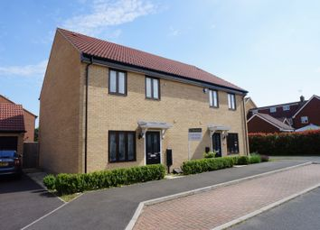 Thumbnail 4 bed semi-detached house for sale in Benmore Rise, Westcroft
