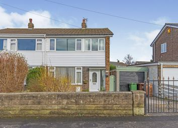 Thumbnail 3 bed semi-detached house for sale in Meadowfields Road, Crofton, Wakefield