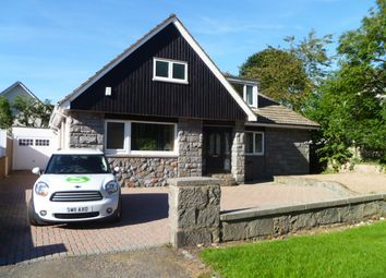 Thumbnail 4 bed detached house to rent in Summerhill Road, Aberdeen