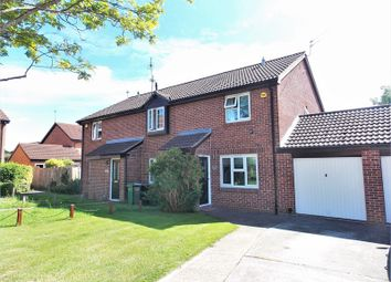 Thumbnail 3 bed semi-detached house for sale in Pemberton Gardens, Calcot, Reading