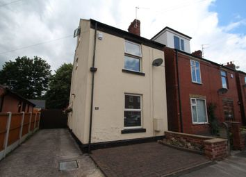 Thumbnail 3 bed detached house to rent in Heaton Street, Chesterfield, Derbyshire