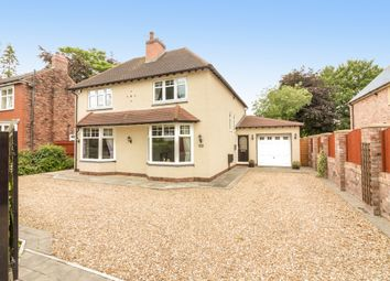 Thumbnail 4 bedroom detached house for sale in Twiss Green Lane, Warrington