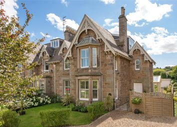 Thumbnail 4 bed semi-detached house for sale in Old Warden, Dirleton Avenue, North Berwick, East Lothian