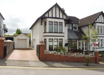 Thumbnail 4 bed semi-detached house for sale in The Grove, Merthyr Tydfil