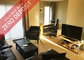 Thumbnail 4 bed property to rent in Royce Road, Hulme, Manchester