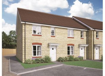 Thumbnail 2 bed terraced house for sale in Plot 3026 Imperial Place, Golden Arrow Way, Brockworth, Gloucestershire