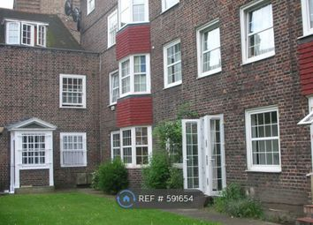 Thumbnail 2 bed flat to rent in Trevose House, London