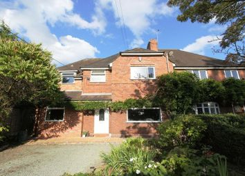 Thumbnail 4 bed semi-detached house for sale in London Road, Woore, Crewe