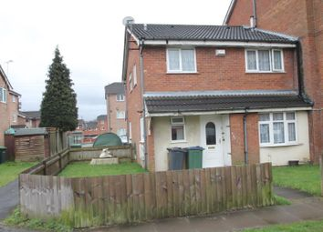 Thumbnail 2 bed semi-detached house to rent in Truro Close, Rowley Regis, West Midlands