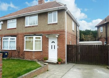 Thumbnail 3 bed semi-detached house for sale in The Burnside, Newcastle Upon Tyne, Tyne And Wear