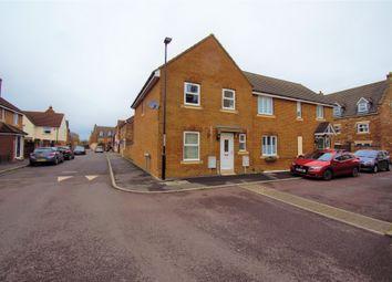Thumbnail 3 bed semi-detached house for sale in Fern Brook Lane, Gillingham