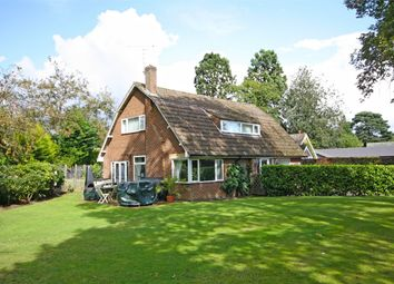 Thumbnail 4 bed detached house for sale in Church Walk, Bilton, Rugby, Warwickshire