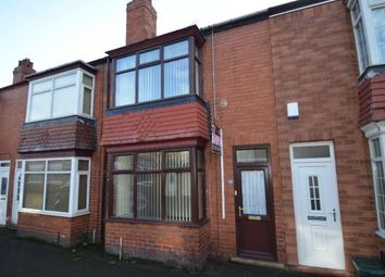 Thumbnail 3 bed terraced house to rent in Huntington Street, Bentley, Doncaster