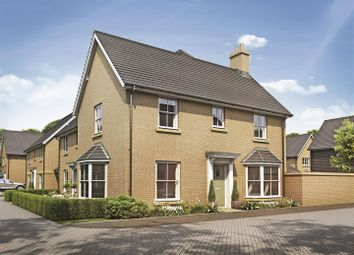 Thumbnail 3 bed end terrace house for sale in Harvester Close, Garden Walk, Royston