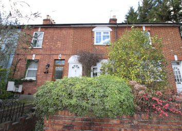 Thumbnail 2 bed terraced house to rent in Egham Hill, Englefield Green, Egham