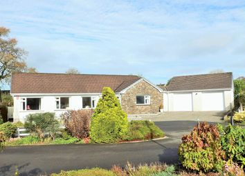 Thumbnail 3 bed detached bungalow for sale in Down Park Drive, Tavistock