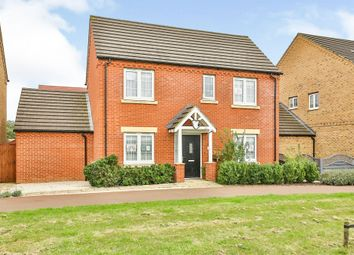 Thumbnail 3 bed detached house for sale in Mardle Close, Swaffham