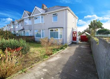 Thumbnail 4 bed semi-detached house for sale in North Down Road, Beacon Park, Plymouth