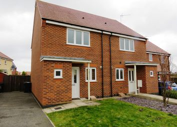 Thumbnail 2 bed semi-detached house for sale in Cheltenham Road, Corby