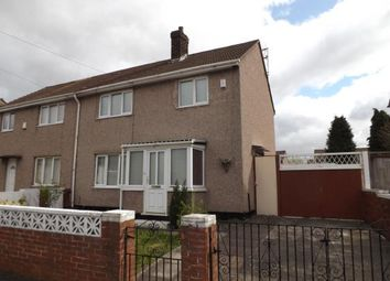 Thumbnail 3 bed semi-detached house for sale in Mereland Way, St. Helens, Merseyside