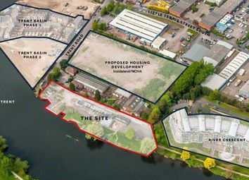 Thumbnail 2 bed flat for sale in Riverside Apartments, Nottingham Waterfront, Trent Lane, Nottingham