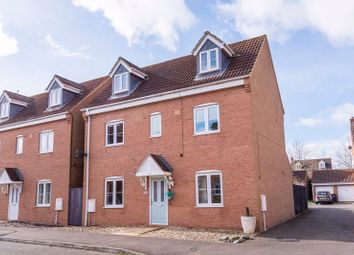 4 bed detached house for sale in Hansel Close, Peterborough PE2