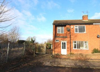 Thumbnail 3 bed semi-detached house for sale in Hylion Road, Leicester