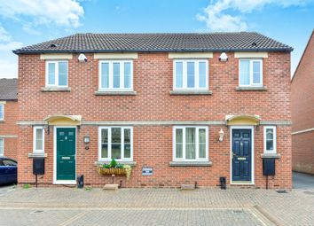 Thumbnail 3 bed end terrace house for sale in Brewery Walk, Trowbridge