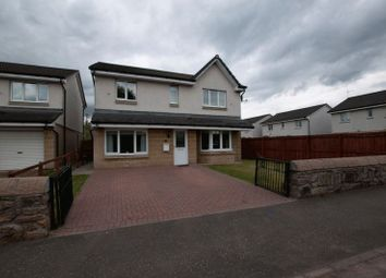 Thumbnail 5 bed detached house for sale in Caledonian Place, Alloa