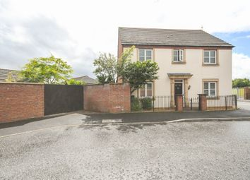 Thumbnail 4 bed detached house for sale in Wexford Close, Haydock, St. Helens