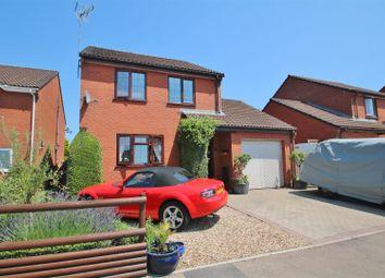 Thumbnail 4 bed detached house for sale in Oak Meadow, Lydney