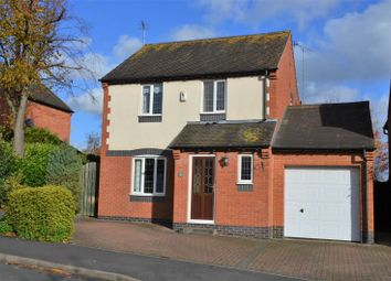 Thumbnail 3 bed detached house for sale in The Dovecote, Breedon On The Hill
