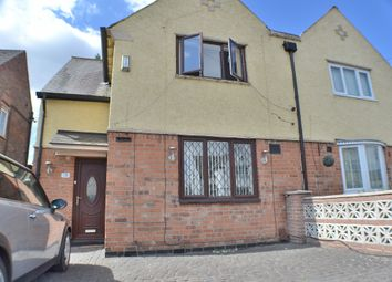 3 bed semi-detached house for sale in Crowshaw Street, Derby DE24