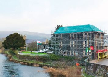 Thumbnail 5 bed flat for sale in Flats 4, 5 & 6 Ty Glan House, Bridge St, Llanrwst