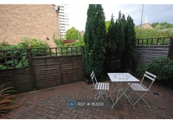 Thumbnail 1 bed flat to rent in Bell Drive, London