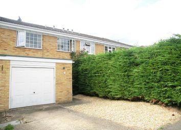 Thumbnail 3 bed terraced house for sale in Tickenor Drive, Finchampstead, Wokingham