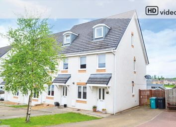 Thumbnail 3 bed town house for sale in Crofton Wynd, Airdrie