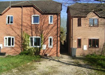 Thumbnail 2 bed semi-detached house to rent in Coster View, Great Bedwyn, 3Ns.
