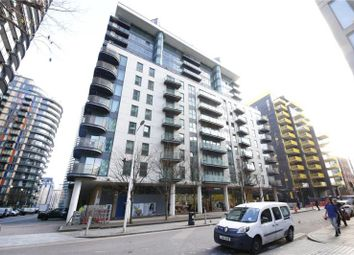 Thumbnail 1 bedroom flat for sale in Millharbour, Canary Wharf, London