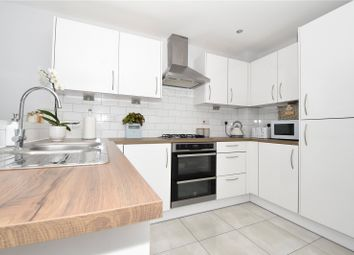 Thumbnail 3 bed semi-detached house for sale in Merriall Close, Castle Hill, Ebbsfleet Valley, Swanscombe