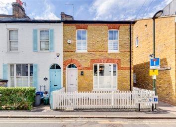 Cleveland Gardens, Barnes, London SW13. 2 bed end terrace house