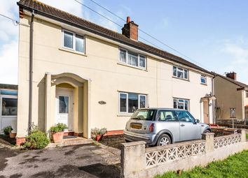 Thumbnail 3 bed semi-detached house for sale in Balch Road, Wells