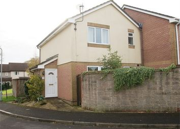 Thumbnail 1 bed semi-detached house for sale in Chi Rio Close, Shepton Mallet