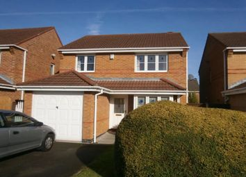 Thumbnail 3 bed detached house to rent in Chedworth Drive, Manchester