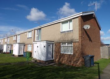 Thumbnail 2 bedroom flat for sale in Leicester Way, Jarrow